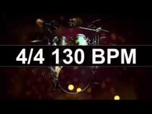 Embedded thumbnail for Drums Metronome 130 BPM