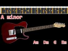 Embedded thumbnail for Sad Rock Ballad Guitar Backing Track - A minor | 65bpm