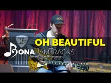 "Embedded thumbnail for Bona Jam Tracks - ""Oh Beautiful"" - Official Joe Bonamassa Guitar Backing Tracks in E Minor"