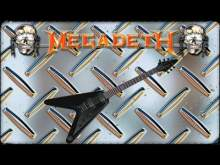 Embedded thumbnail for Thrash Metal backing track in E minor - Megadeth style
