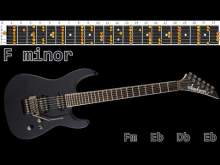 Embedded thumbnail for Rock Ballad Guitar Backing Track - F minor | 100bpm