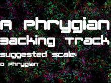 Embedded thumbnail for A Phrygian Backing Track: Funk, Dirty, Jazz-Rap