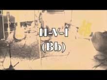 Embedded thumbnail for 2-5-1 Medium Swing Jazz Backing Track (Bb Major)