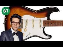 Embedded thumbnail for John Mayer Blues style Backing Track Jam in Cm - 70 bpm