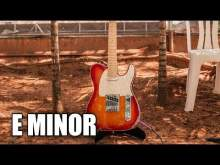 Embedded thumbnail for Electric Guitar Instrumental In E Minor