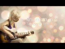 Embedded thumbnail for Rhumba in C | Free Backing Track