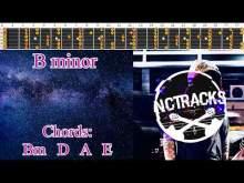 Embedded thumbnail for Deep Night Emotional Ballad Style Guitar Backing Track - B minor | 70 bpm