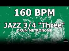 "Embedded thumbnail for Jazz 3/4 ""Three"" 