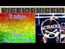 Embedded thumbnail for Ziggy Marley Style Reggae Guitar Backing Track - E minor   120 bpm