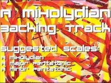 Embedded thumbnail for A Mixolydian Backing: Boogie, Up-Tempo, Cheerful