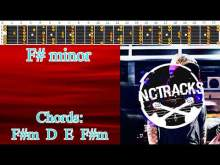 Embedded thumbnail for Epic Delicious Ballad Style Guitar Backing Track - F# Minor    65 bpm
