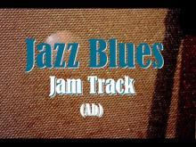 Embedded thumbnail for Jazz Blues Backing Track (Ab)