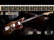 Embedded thumbnail for Backing Track Rock Guitar Ballad - A minor | 127 bpm