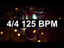 Embedded thumbnail for Drums Metronome 125 BPM
