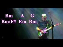 Embedded thumbnail for Pink Floyd David Gilmour Ballad Style Backing Track - B Minor | 65 bpm