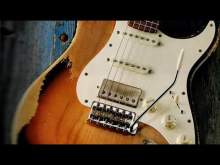 Embedded thumbnail for Funk Blues Backing Track in A | #SZBT 521