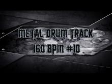 Embedded thumbnail for Pierce The Veil Style Metal Drum Track 160 BPM (HQ,HD) | Preset 2.0