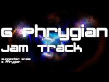 Embedded thumbnail for G Phrygian (& Phrygian Dominant) Jam Track: Metal, Heavy Rock, Dark Sludge Punk