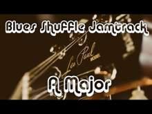 Embedded thumbnail for Blues Shuffle Jamtrack - A Major