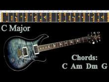 Embedded thumbnail for Charming Melancholic Mood Guitar Backing Track - C Major | 120 bpm [NCTracks Release]