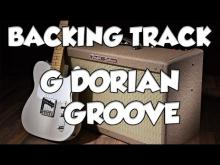 Embedded thumbnail for Bluesy Dorian Groove Smooth Jazz Guitar Backing Track Jam in Gm