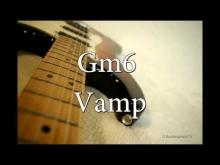 Embedded thumbnail for G Melodic Minor / G Dorian Guitar Backing Track