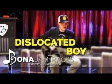 "Embedded thumbnail for Bona Jam Tracks - ""Dislocated Boy"" Official Joe Bonamassa Guitar Backing Track in B Minor"
