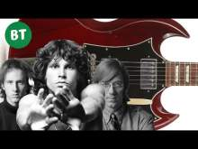 Embedded thumbnail for The Doors Blues style Guitar Backing Track Jam in E - 120bpm