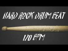Embedded thumbnail for Hard rock drum beat 120