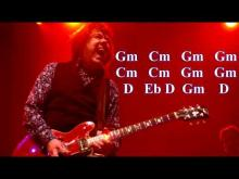 Embedded thumbnail for Gary Moore Style Blues Ballad Backing Track - G Minor | 65 bpm