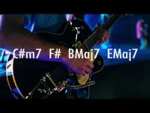 Embedded thumbnail for Funky Groove Style Guitar Backing Track in G#m