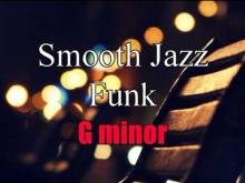 Embedded thumbnail for Smooth Jazz Funk in G minor Backing track