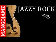 Embedded thumbnail for JAZZY ROCK Guitar Backing Track - Sera Tonin