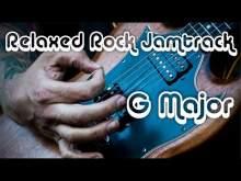 Embedded thumbnail for Relaxed Rock Jamtrack