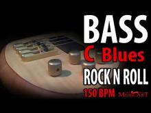 Embedded thumbnail for ROCK & ROLL SHUFFLE BACKING TRACK IN C FOR BASS