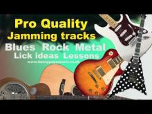 Embedded thumbnail for Pro Quality - Metal Jam track Drop Cm