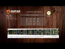 Embedded thumbnail for 12 bar Bluegrass in B | BLUES | 170 BPM | Guitar Backing Track | 4/4 | GBT007