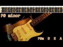 Embedded thumbnail for 2020 Pop Rock Style Ballad Guitar Backing Track - F# minor | 80bpm