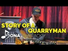 "Embedded thumbnail for Bona Jam Tracks - ""Story of a Quarryman"" Official Joe Bonamassa Guitar Backing Track in G Minor"