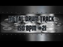 Embedded thumbnail for Kickass Metal Drum Track 150 BPM | Preset 3.0 (HQ,HD)