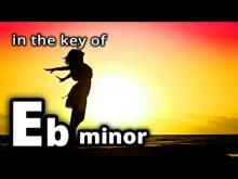 Embedded thumbnail for ERIC CLAPTON style BLUES Backing Track in Eb MINOR