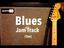 Embedded thumbnail for Blues Ballad Backing Track (Gm)