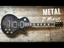 Embedded thumbnail for Wild Melodic Metal | Guitar Backing Track Jam in Dm