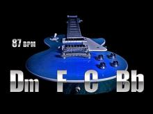 Embedded thumbnail for Clean Guitar Soft Rock Backing Track D minor