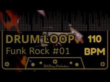 Embedded thumbnail for Funk Rock #01 - Free Drum Loop 110 BPM (Backing Track Bateria)