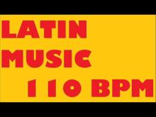 Embedded thumbnail for LATIN MUSIC FLAVOR STYLE DRUM BACKING TRACK -110 BPM-