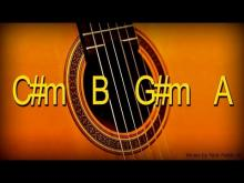 Embedded thumbnail for Backing Track Latin Rhythm Flamenco Guitar C# Minor