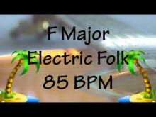 Embedded thumbnail for F Major Electric Folk - Lead Jam Track