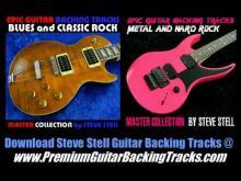 Embedded thumbnail for B Minor Dark Doom Metal Stoner Rock Groove Guitar Backing Track Key of Bm