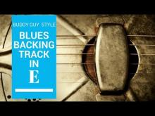 Embedded thumbnail for 12 BAR BLUES BACKING TRACK IN E 12/8